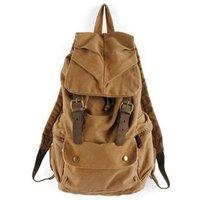 Wholesale fashion sports men backpack bag, canvas Shoulders backpack Unisex !