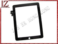 for ipad 1 touch screen digitizer original Black10pic//lot