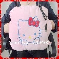 wholesale + free shipping hello kitty babyboa USB warm pillow, hand pillow, usb winter gifts patent pending