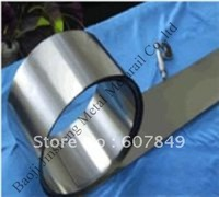 0.01mm tunsten foil purty 99.95% Free shipping MOQ: 10kgs