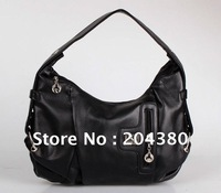 FREE Shipping 1pc/lot 2011 brand handbag, leather handbags, handbags, ladies shoulder bag, high quality genuine leather bags