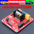 L298N Dual H Bridge Stepper Motor Driver Controller Board Modules Free Shipping 20pcs/lot #E09047