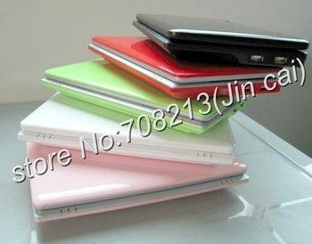 1pcs/lot 7 inch mini laptop wifi via8650 Support WIFI Flash 10.1 256M DDR 2GB NAND Flash
