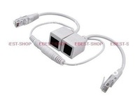 PoE Power Over Ethernet Injector Splitter Adpater Kit