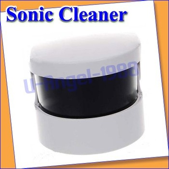 New ULTRA Sonic Cleaner for Coin Gem Diamond Jewelry +Free shipping