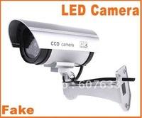 Waterproof IR LED Surveillance Fake Dummy Camera,imitation camera,Imitation CCTV Camera, security camera,imitation Secu 5pcs/lot