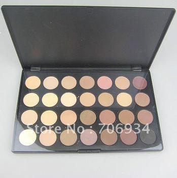 1pcs/lot Pro 28 color Matte Eyeshadow Palette Eye Shadow Makeup Eyeshadow suite 6#