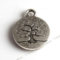 Wholesale - 20pcs Hot New Fashion Jewelry Round Charms Pendants Fit Accessories diy 140324