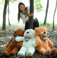 Christmas gift big size teddy bear plush toy 80cm birthday gift plush toy  freeshipping