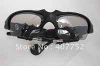[hot selling] [free shipping]sunglasses MP3,New Stylish Sport Mp3 Player sunglasses mp3 player