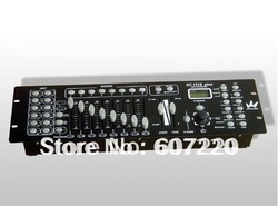 wholesale 192 channels DMX operator with Joystick DMX console Dmx controller 1PCS(China (Mainland))