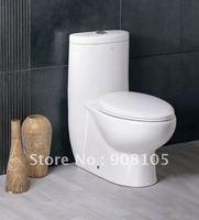 2013 NEW DESIGN wholesale/CE certificate/UPC certicate/One-piece toilet/ceramic toilet/water closet