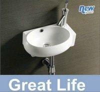 Free shipping   art basin , ceremic wash 3052L basin