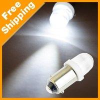 30Pcs T10 White  LED LED BA9S Car Bulbs for Car and Trucks #1047