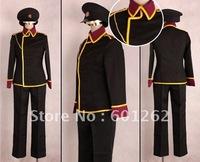 Inazuma Eleven Sakuma Zirou Cosplay Costume Free Shipping