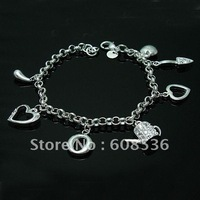 fashion jewelry,925 sterling silver Bracelets&bracelet, Brand New B72
