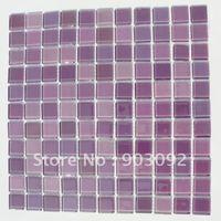 Hot sale!bathroom wall/floor glass mosaic tile!free shipping!
