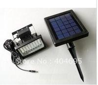 Solar floodlights / 28leds Solar Spotlights / led solar street light 5pcs