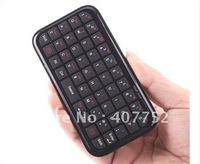 Ultra Slim Mini Bluetooth Keyboard For PC PS3 PDA + Free Shipping + Wholesale,Wireless Keyboard