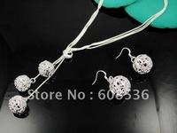 fashion jewelry,925 sterling silver Necklace & bracelet, Brand New S28