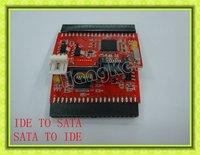 wholesale!Dual SATA to IDE Converter Card