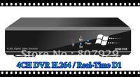 4CH Economical DVR SV-H7604 H.264 Real-time D1,Support 2T SATA harddisk,USB mobile hard disk and VGA