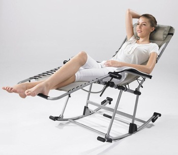 Multifunction Folding Healthy Leisure chair/rocking chair,comfortable & convenience.Brand YINGLIANG.