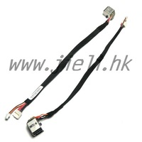 DW206 DC Power Jack W/Cable for HP Probook series (4310,4310S,4311,4311S,4410,4410S,4411,4411S,4415,4415S,4416,4416S)
