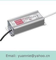 60w Free shipping CE approved 100% Guarantee wholesale and retail waterproof AC DC switched  power supply ( LPV-60-24)