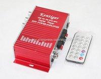 F277A Kentiger HY501 Car Amplifier MP3 20W+20W mini power amplifier