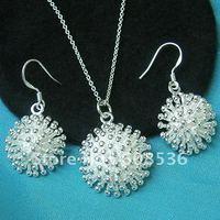 fashion jewelry,925 sterling silver Necklace & bracelet,Brand New S79