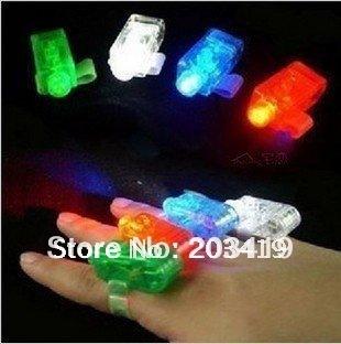 Novelty Items best selling New finger Light, led finger light, laser finger, Light ring wholesale retail