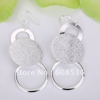 fashion jewelry,925 sterling silver earring, 925 sterling jewelry,Brand New HE12-2