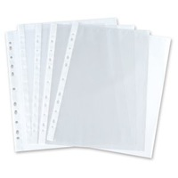 wholesale, CLEAR SHEET PROTECTORS, deli 5710, A4, stationery, office, free shipping, hot, New