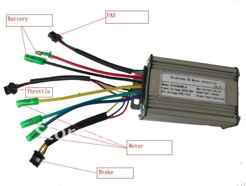WIDE VOLTAGE INPUT BRUSHLESS MOTOR CONTROLLER(China (Mainland))