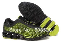 Мужская обувь для бега P'5000 IV design bounce Shoes Running shoes Black/Red New with tag Men shoes and Кожа Шнуровка Весна, осень, лето, зима