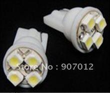 il trasporto libero 100 pz ha condotto la lampada auto t10 series ha condotto la luce auto tramite i commerci all'ingrosso + al minuto(China (Mainland))