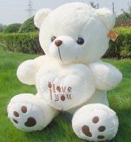 Christmas gift teddy bear plush toy birthday gift hot sale plush toy many size  to choose freeshipping