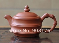 Free shipping,Zisha ceramic teapot, purple clay pottery,pure handmade, classical, only, direct from craftsman