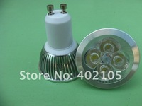 LED Spotlight,high power LED,GU10,4*1W,at sale price
