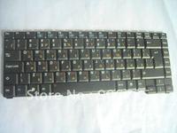 The new black keyboard MP-03086SU-430L  for Clevo M54N M540N M54V M540V M55N M55GClevo M550N M550G M66N M661N M665N M660  RU