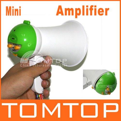 Mini Handheld Amplifier Megaphone Bullhorn Loud Speaker,freeshipping, dropshipping Wholesale(China (Mainland))