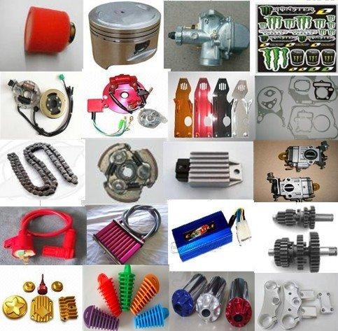 Bike Parts Wholesale Spare parts parcel for