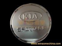STAINLESS STEEL FUEL/OIL/GAS TANK COVER/CAP FOR KIA SPORTAGE 2009