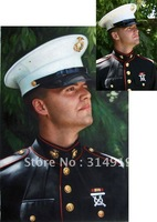 Custom Handmade Figure Oil Painting from Your Photo-Free Shipping,High Quality