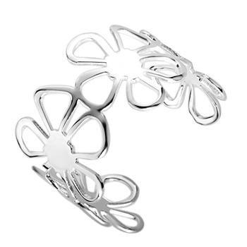 25 чистое серебро ювелирные изделия, Клевер браслет, 925 серебро браслет, Ювелирные изделия SZ088