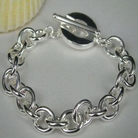 fashion jewelry,925 silver Bracelets, Brand New B116