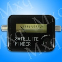 Free shipping ! Satellite Finder Signal Meter for SAT DISH LNB DIRECTV