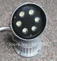3pcs/lot,6W,high-power flood led street light,led lawm lamp,led spot light,guaranteed 1year