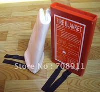 Wholesale Fireproof  Blanket 1.5*1.5m PVC Hard Box